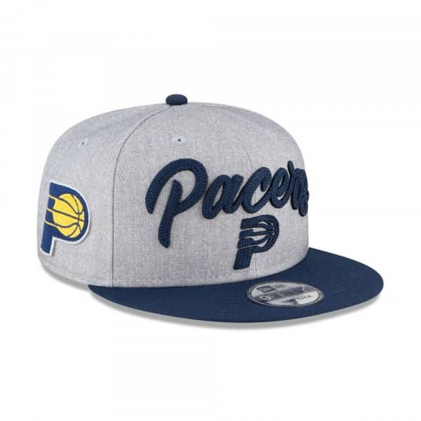 Indiana Pacers Authentic On-Stage 2020 NBA Draft New Era 9FIFTY Snapback Cap
