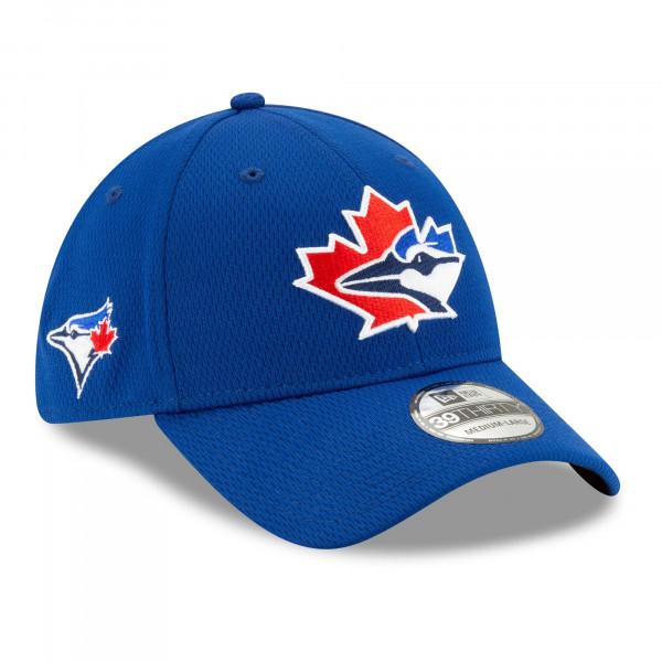 Toronto Blue Jays 2021 MLB Batting Practice New Era 39THIRTY Flex Cap
