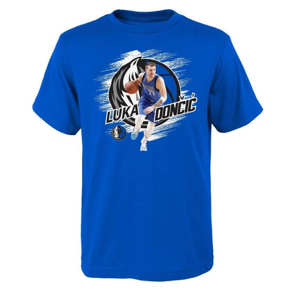 Luka Dončić Dallas Mavericks Switch Up NBA T-Shirt