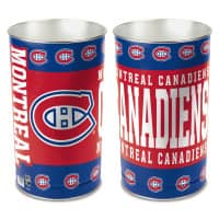 Montreal Canadiens Eishockey NHL Papierkorb