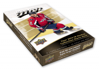 2017/18 Upper Deck MVP Hockey Hobby Box NHL