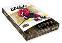 2017/18 Upper Deck MVP Hockey Hobby Box NHL