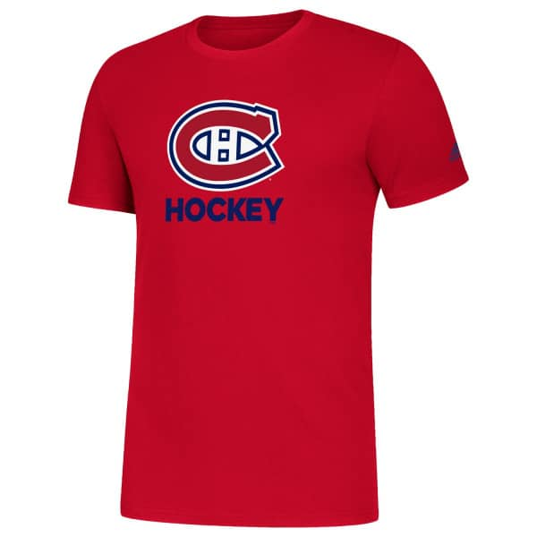 Montreal Canadiens 2020/21 NHL Hockey Amplifier T-Shirt