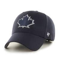 Toronto Blue Jays Leaf Logo '47 MVP Adjustable MLB Cap Navy