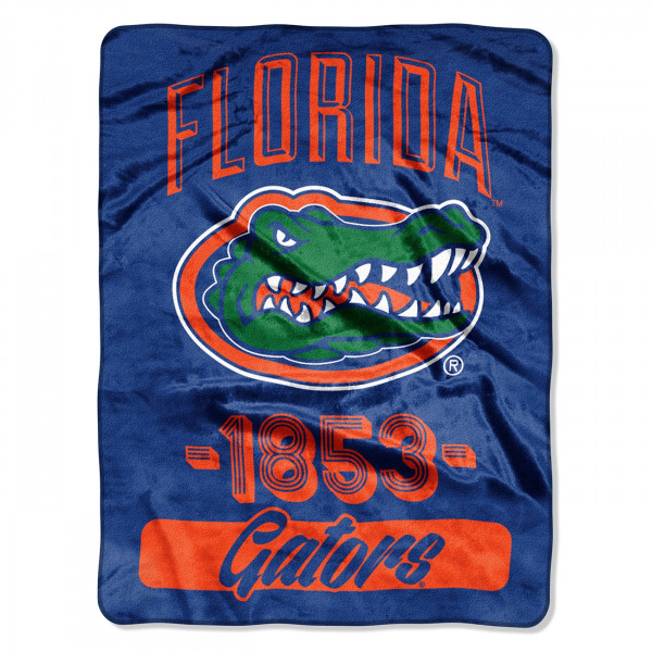 Florida Gators Super Plush NCAA Decke