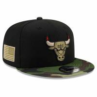 Chicago Bulls 2021 NBA All-Star Game Flash Camo New Era 9FIFTY Snapback Cap
