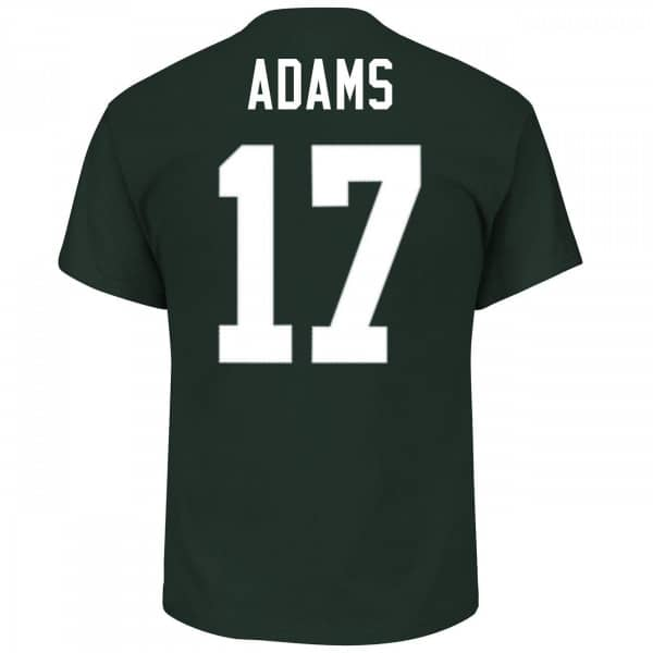 Davante Adams #17 Green Bay Packers Player NFL T-Shirt