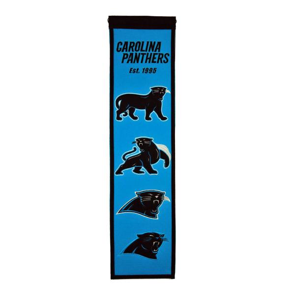 Carolina Panthers NFL Premium Heritage Banner