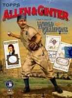 2010 Topps Allen & Ginter Baseball Hobby Box MLB