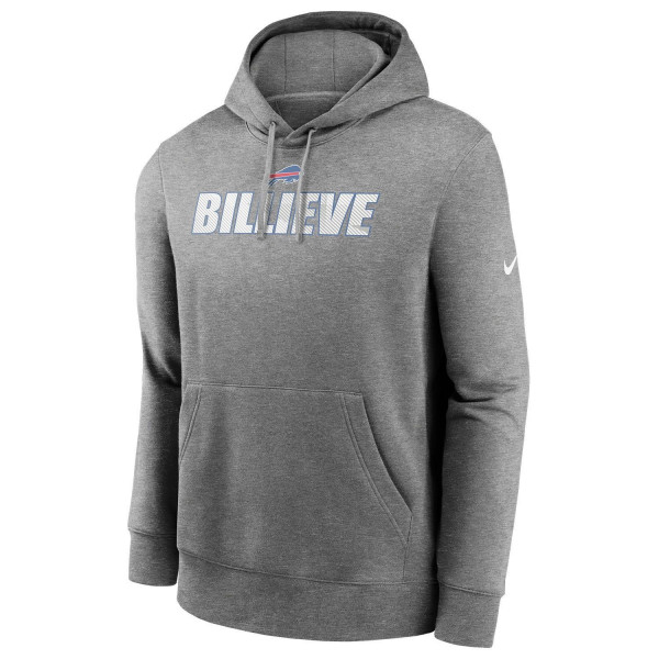 Buffalo Bills 2020 NFL Local Nike Club Fleece Hoodie