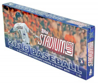 2016 Topps Stadium Club Baseball Hobby Box