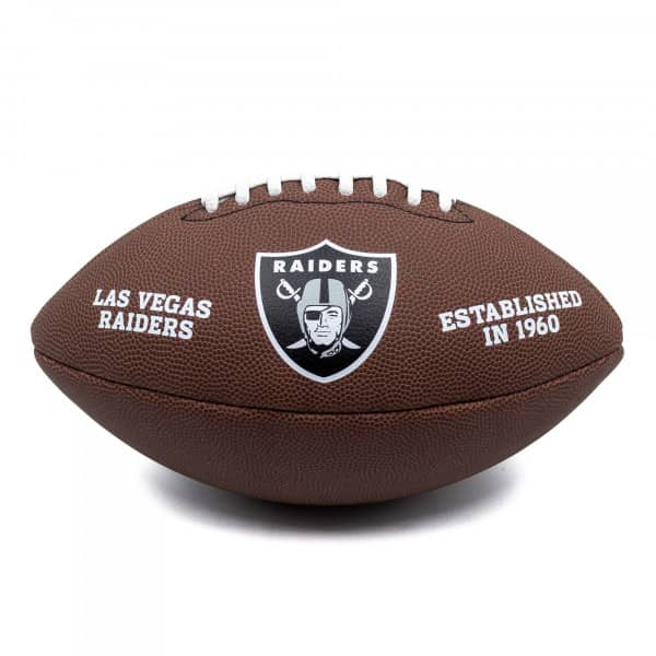 Las Vegas Raiders Composite Full Size NFL Football