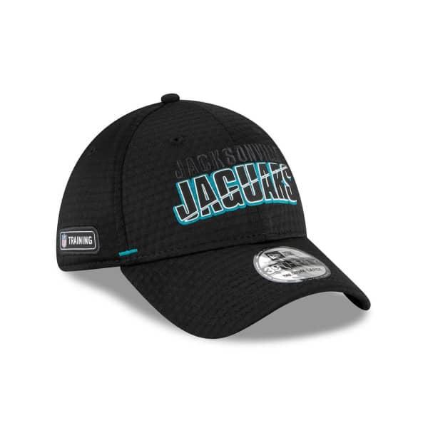 Jacksonville Jaguars 2020 Summer Sideline New Era 39THIRTY Flex Fit NFL Cap