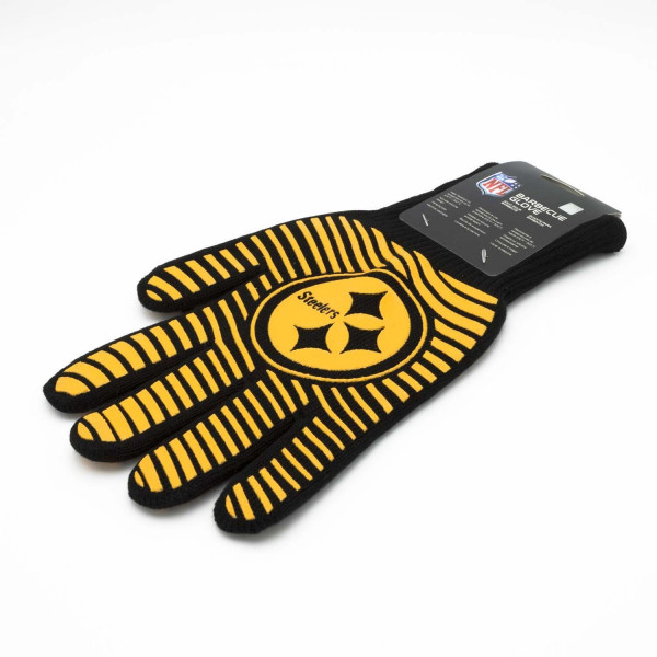 Pittsburgh Steelers NFL Barbecue Grillhandschuh