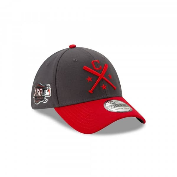 Cleveland Indians 2019 MLB All Star Workout 39THIRTY Flex Fit Cap