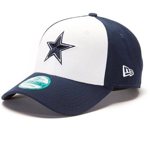 2424ff163 New Era Dallas Cowboys First Down Adjustable NFL Cap
