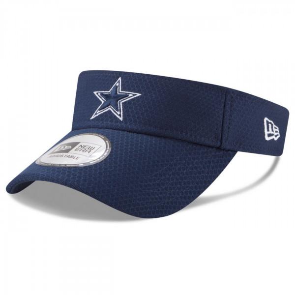 brand new 136f6 4672a Dallas Cowboys 2017 NFL Training Visor