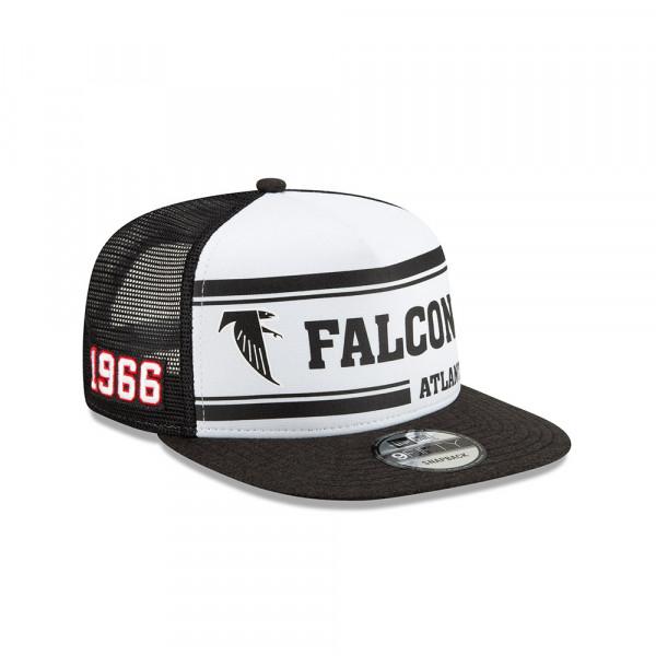 Atlanta Falcons 2019 NFL On-Field Sideline 9FIFTY Snapback Cap Home