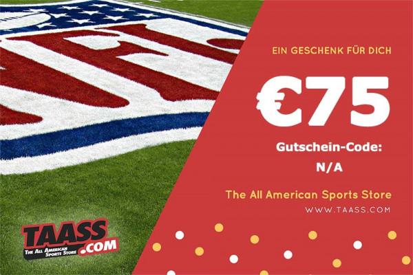 75 EUR Gutschein