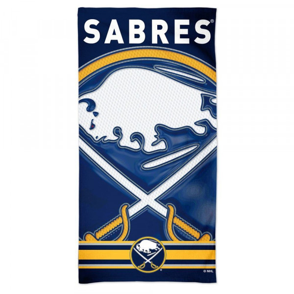 Buffalo Sabres WinCraft Spectra NHL Strandtuch