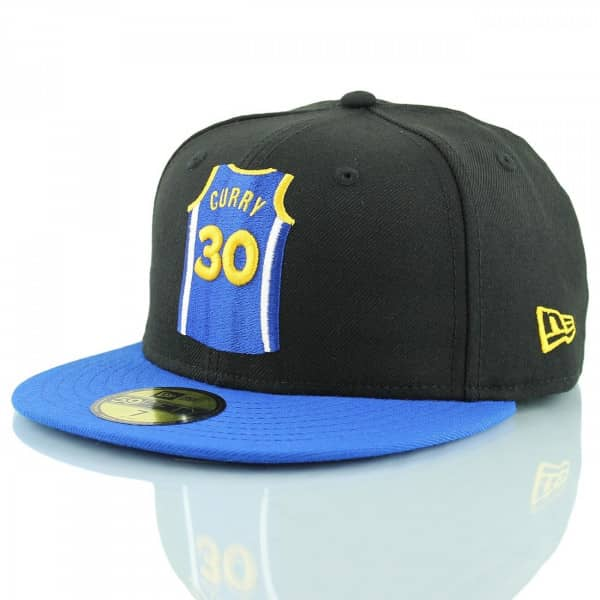 Stephen Curry 'Jersey' Warriors 59FIFTY Fitted NBA Cap