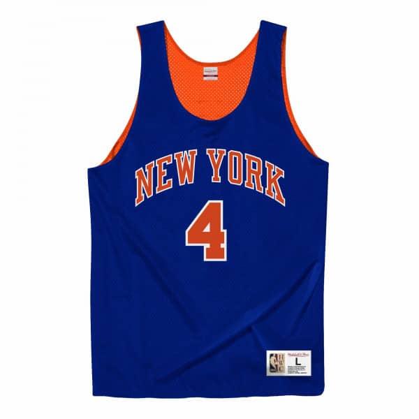 Nate Robinson #4 New York Knicks Mitchell & Ness NBA Reversible Mesh Jersey