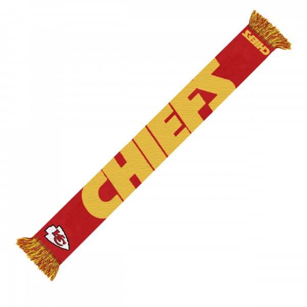 Kansas City Chiefs Wordmark NFL Schal