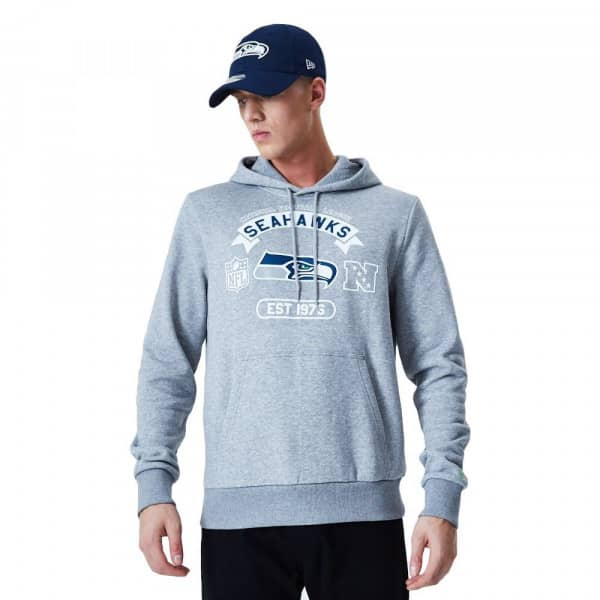 Seattle Seahawks 2020 Team Graphics NFL Hoodie Sweatshirt
