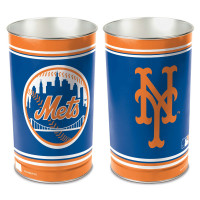 New York Mets Baseball MLB Papierkorb