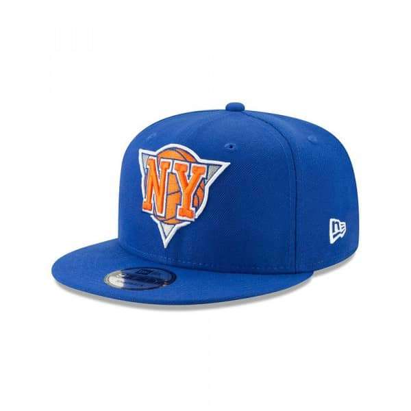 New York Knicks 2019 NBA Back Half 9FIFTY Snapback Cap