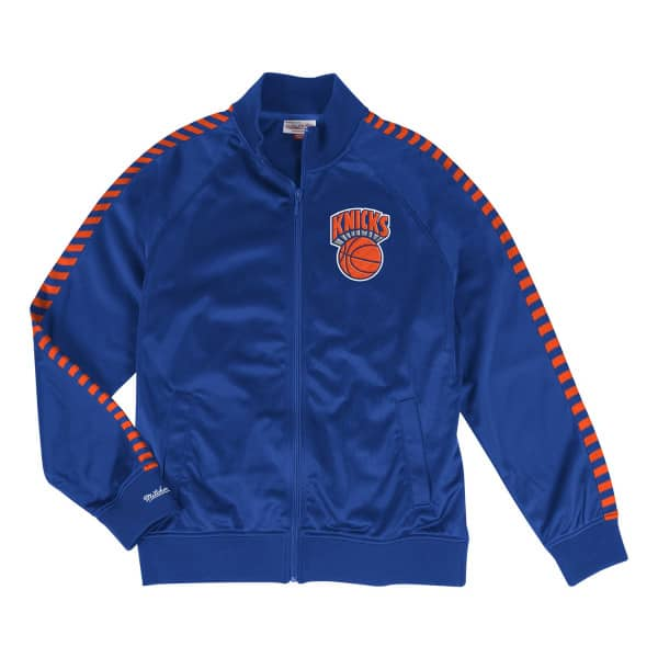 New York Knicks Hardwood Classics NBA Track Jacket