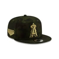 Los Angeles Angels 2019 Armed Forces Day 9FIFTY Snapback MLB Cap
