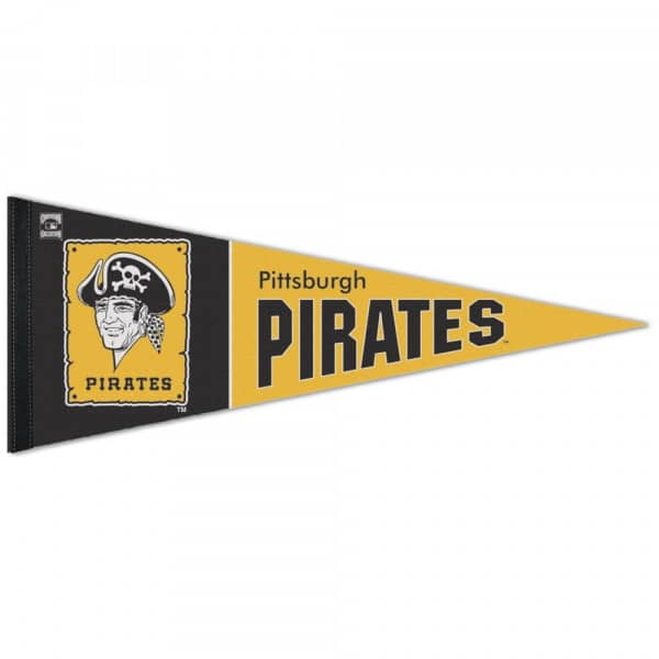 Pittsburgh Pirates Cooperstown Premium MLB Wimpel