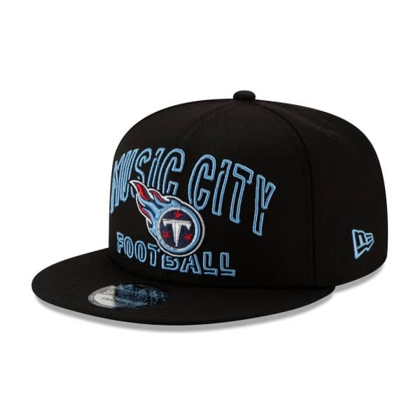 Tennessee Titans 2020 NFL Draft New Era 9FIFTY Snapback Cap Alternate
