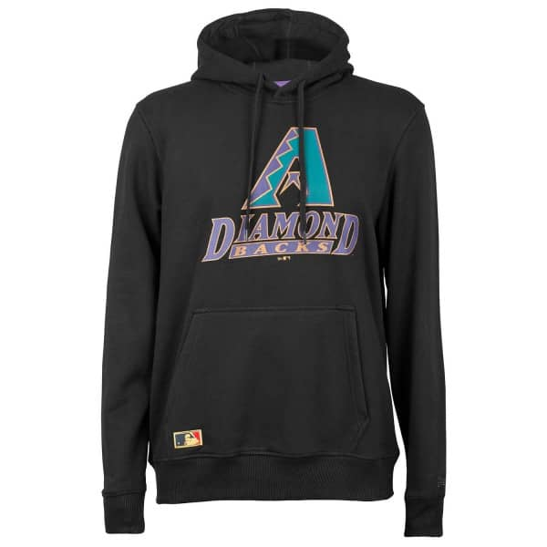 Arizona Diamondbacks Coast To Coast Hoodie MLB Sweatshirt