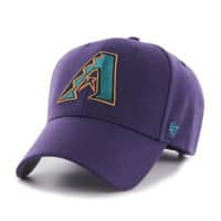 Arizona Diamondbacks Cooperstown MVP Adjustable MLB Cap