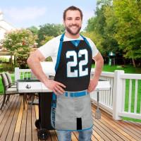 Christian McCaffrey #22 Carolina Panthers NFL Spielerschürze
