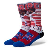 Philadelphia Phillies Bryce Harper Big Head MLB Socken
