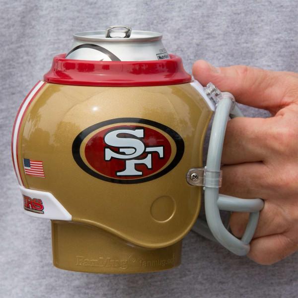 San Francisco 49ers NFL FanMug