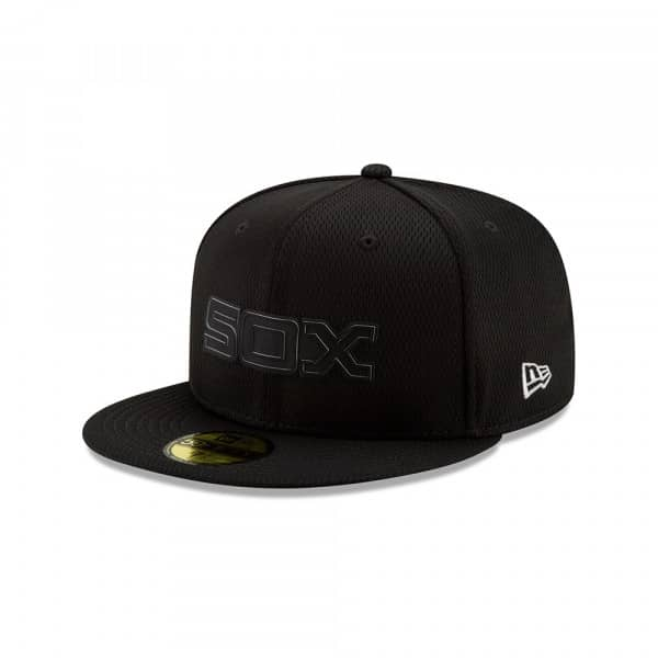 Chicago White Sox 2019 Clubhouse 59FIFTY Fitted MLB Cap