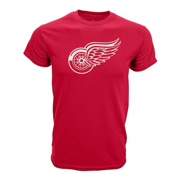 Detroit Red Wings Youth Logo NHL T-Shirt (KINDER)
