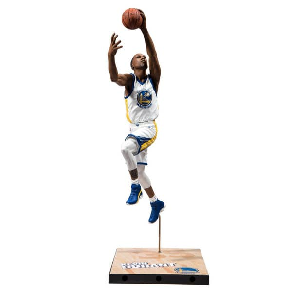 NBA 2K19 Kevin Durant Golden State Warriors Action Figur