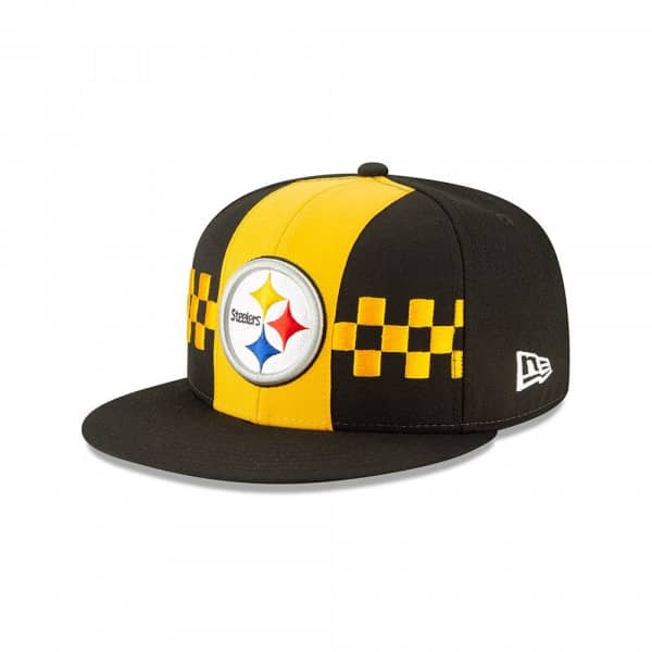 Pittsburgh Steelers 2019 NFL Draft On-Stage 59FIFTY Fitted Cap