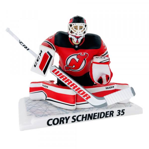 2018/19 Cory Schneider New Jersey Devils NHL Figur (16 cm)