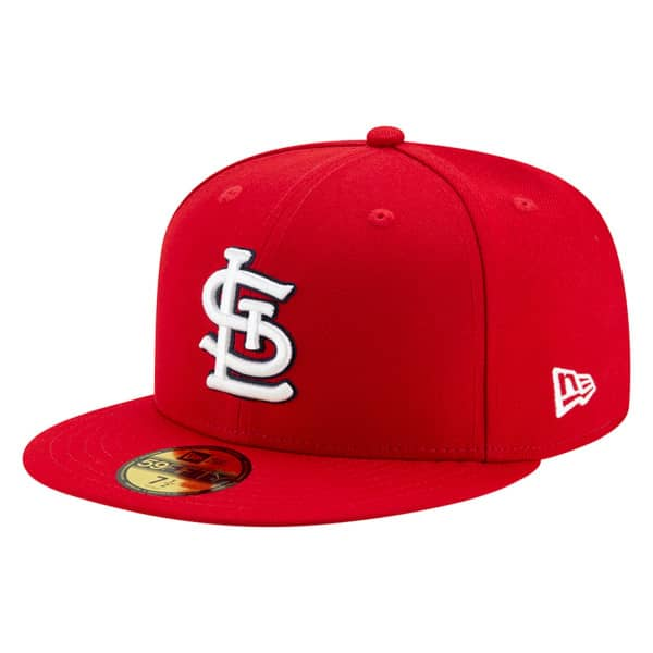St. Louis Cardinals Authentic 59FIFTY Fitted MLB Cap Game