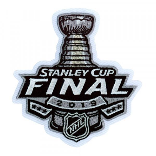 2019 Stanley Cup Final NHL Eishockey Patch / Aufnäher