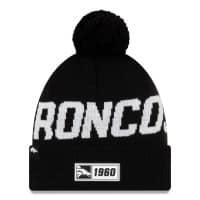 Denver Broncos Black 2019 NFL Sideline Sport Knit Wintermütze Road