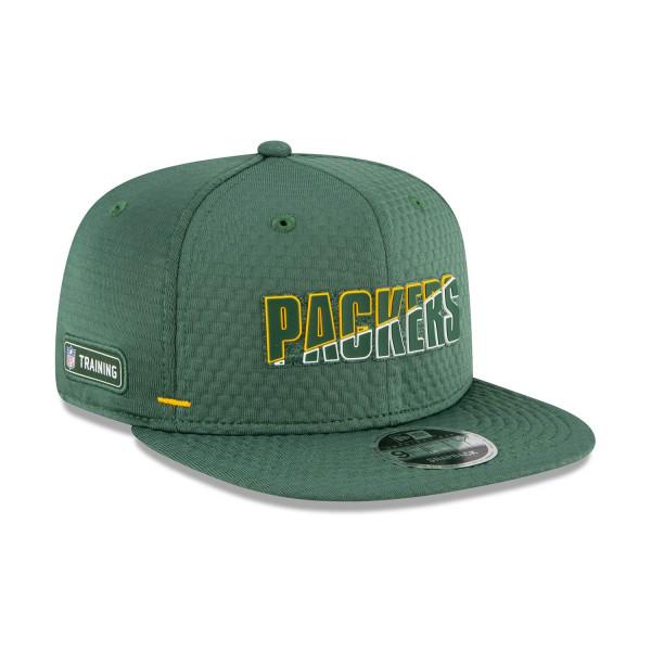 Green Bay Packers 2020 Summer Sideline New Era Original Fit 9FIFTY Snapback NFL Cap