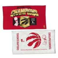 Toronto Raptors 2019 NBA Champions Locker Room Handtuch