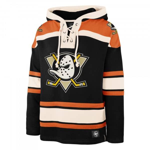 Anaheim Ducks Lacer Jersey Hoodie NHL Sweatshirt